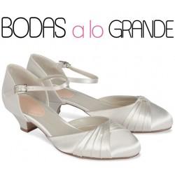 Zapato novia modelo P