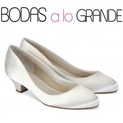 Zapato novia modelo R