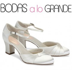 Zapato novia modelo M