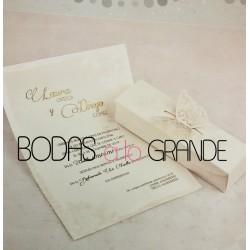 Invitacion de boda 32406