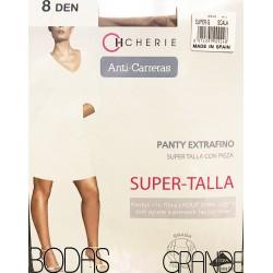 XL Panty ANTICARRERAS Cheri