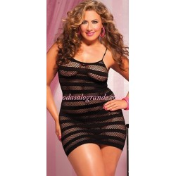 Bodystocking Black Piton 02