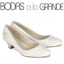 Zapato de novia modelo B